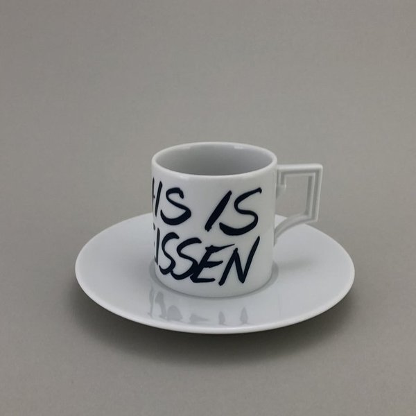 "Espressotasse m. U., The Meissen Espresso Collection, ""This is Meissen"""